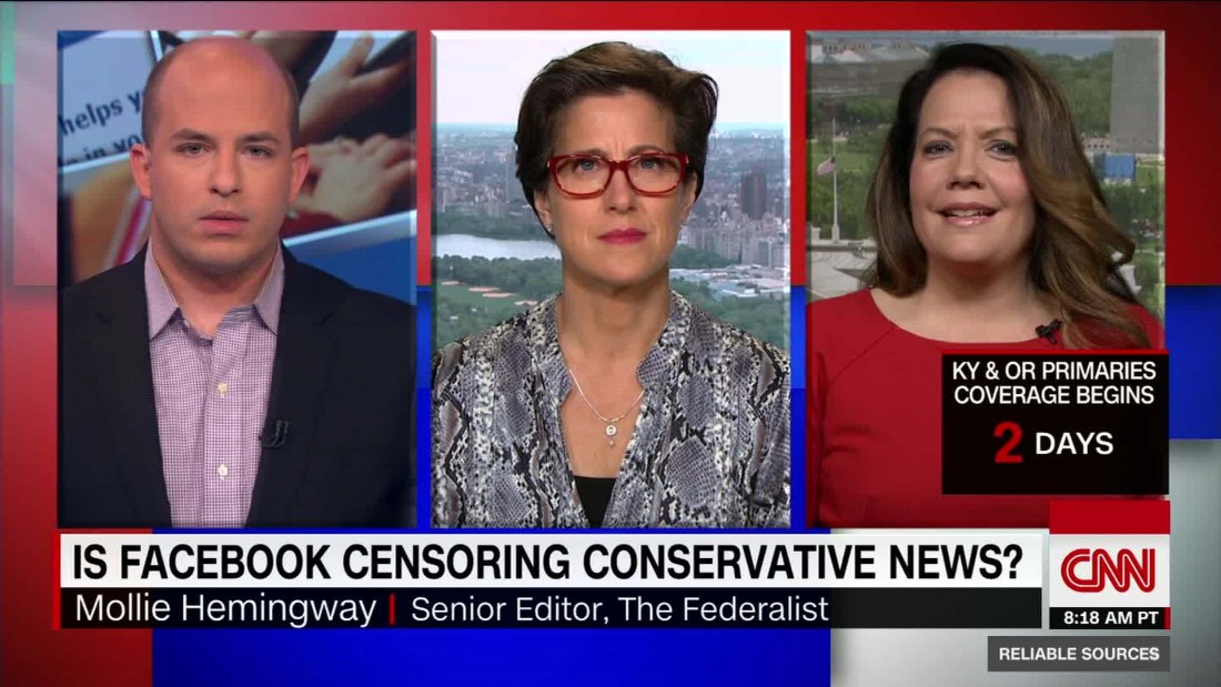 Conservatives Need Facebook