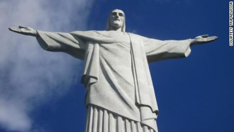 Corcovado, Cristo Redentor, Rio de Janeiro, Brazil