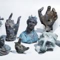 shipwreck ancient roman sculptures