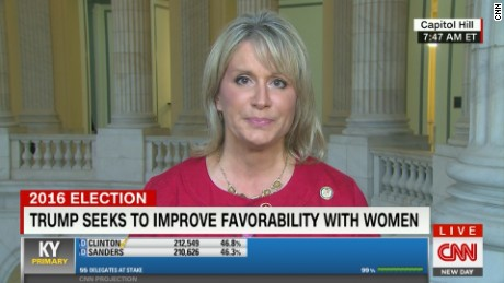 Rep. Renee Ellmers on New Day.