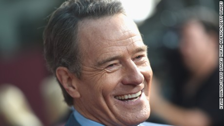 """HOLLYWOOD, CA - MAY 10:  Actor Bryan Cranston attends the """"All The Way"""" Los Angeles Premiere at Paramount Studios on May 10, 2016 in Hollywood City.  (Photo by Kevin Winter/Getty Images)"""