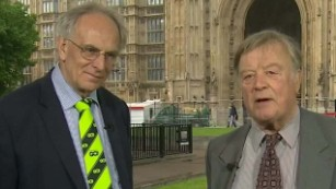 Conservative party members split over EU referendum