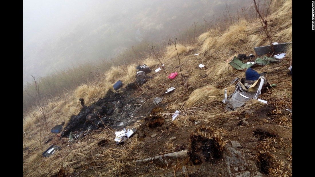 "A Tara Air plane <a href=""http://edition.cnn.com/2016/02/24/asia/nepal-missing-plane/"">crashes on February 24</a> in mountainous northern Nepal midway through what should have been a 19-minute flight, leaving 23 people dead."