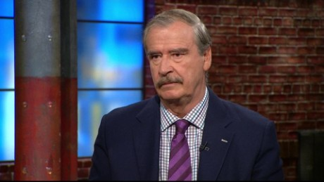 Vicente Fox on having lunch with Donald Trump _00000000.jpg