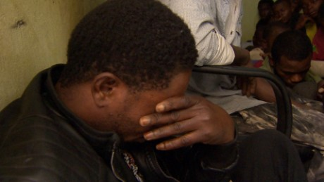 A migrant's dream ends in Libya