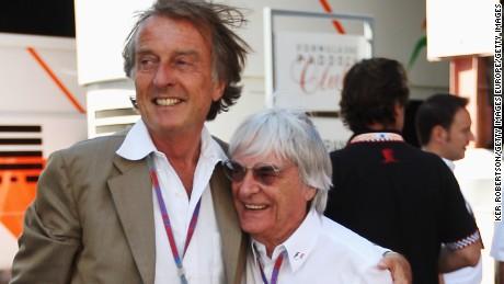 Ecclestone 'impossible to replace' says ex-Ferrari boss