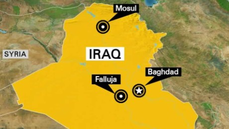 Iraq army gears up for anti-ISIS operation