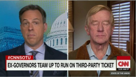 Weld not worried about prospect of tipping election to Clinton _00002022