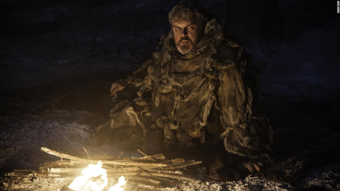 "Hearts broke in May 2016 when ""Game of Thrones"" appeared to kill of the beloved character of Hodor who perished saving his companion Bran."