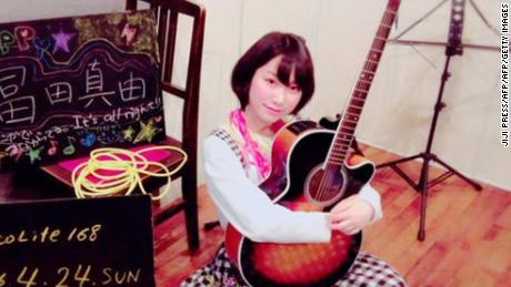 "This undated picture sourced from Twitter and released by Jiji shows 20-year-old Japanese pop star Mayu Tomita. The Japanese pop star who was repeatedly knifed in a frenzied attack on May 21 by an obsessive fan was in a critical condition, police and reports said. / AFP PHOTO / JIJI PRESS / JIJI PRESS /  - Japan OUT / EDITORS NOTE --- RESTRICTED TO EDITORIAL USE - MANDATORY CREDIT ""AFP PHOTO / JIJI"" - NO MARKETING - NO ADVERTISING CAMPAIGNS - DISTRIBUTED AS A SERVICE TO CLIENTSJIJI PRESS/AFP/Getty Images"
