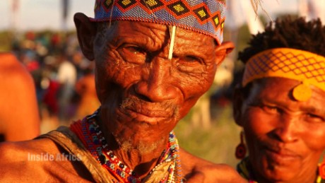 Meet the indigenous people of southern Africa