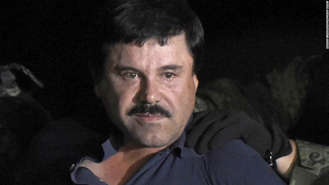 'El Chapo' Guzman extradited to  US