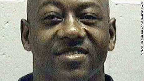 In this undated photo made available by the Georgia Department of Corrections, shows Timothy Tyrone Foster. The Supreme Court has thrown out a death sentence handed to Foster because prosecutors improperly kept African-Americans off the jury that convicted Foster of killing a white woman. The justices ruled 7-1 Monday, May 23, 2016. The outcome probably will enable Foster to win a new trial, 29 years after he was sentence to death. (Georgia Department of Corrections via AP)