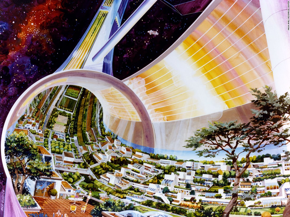 NASA's retro guide to future living - CNN Style