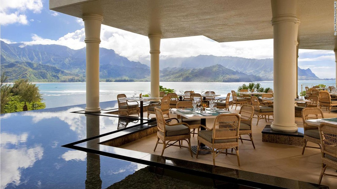 World's most luxurious chain hotels