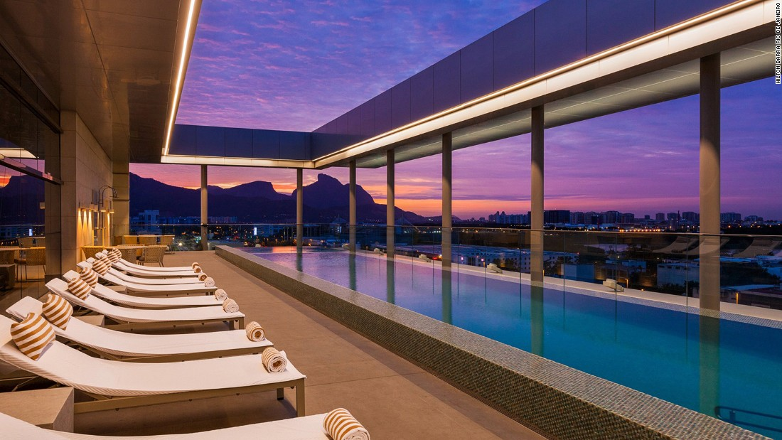 World 39 s most luxurious chain hotels for Most stylish hotels in the world