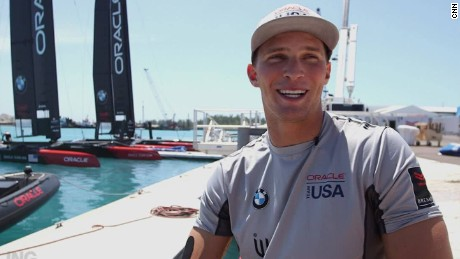 America's Cup: Sailing's unsung heroes