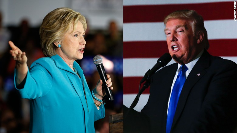 Poll: Clinton's lead narrowing