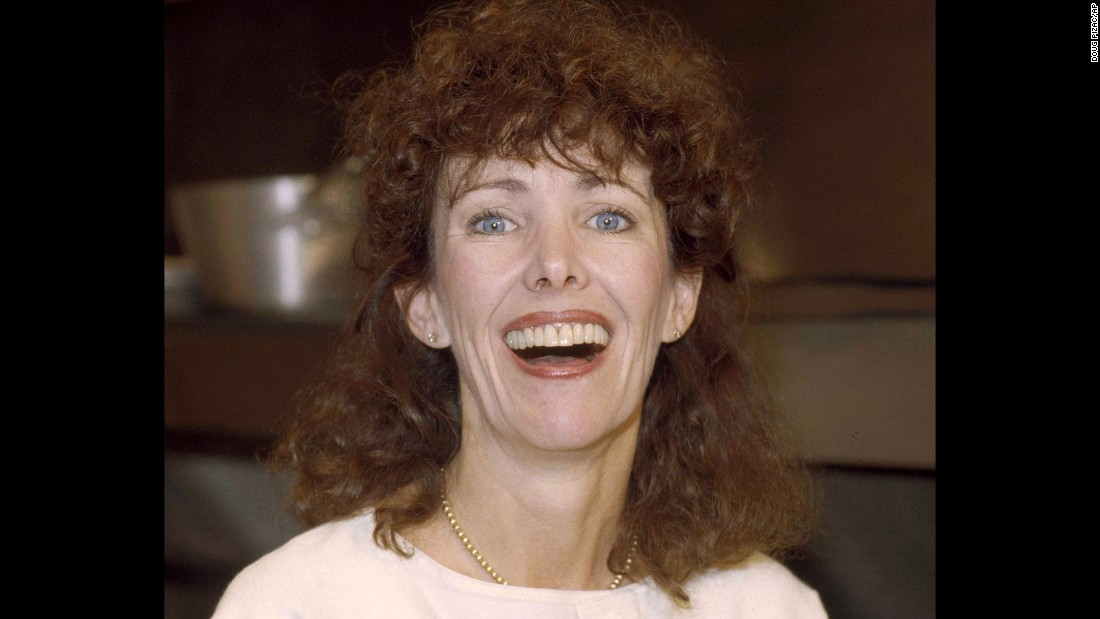 "This 1984 file photo shows actress Beth Howland. Howland, who was best known for her role as a ditzy waitress Vera Louise Gorman on the 1970s and '80s CBS sitcom ""Alice,"" died December 31, 2015, in Santa Monica, California, but her death was not announced until May 2016. She was 74."
