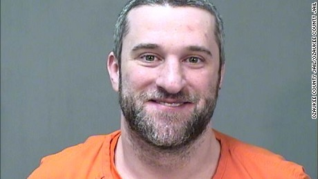Actor Dustin Diamond has been arrested in Ozaukee, Wisconsin on a probation hold, according to the Ozaukee County Jail.