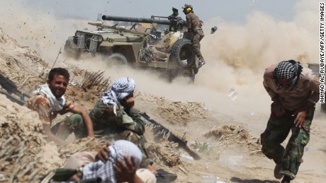 Falluja: The American and Iraqi 'graveyard'