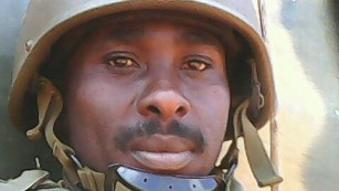 Corporal James Saitoti Kuronoi was killed when Al-Shabaab militants attacked El Adde military base.