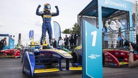 Berlin ePrix: Buemi reignites title charge