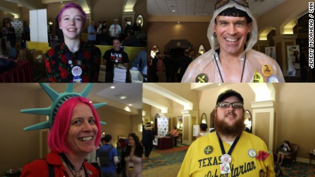Libertarian Convention