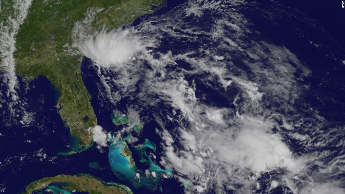Tropical storm Bonnie nears South Carolina coast - CNN Video
