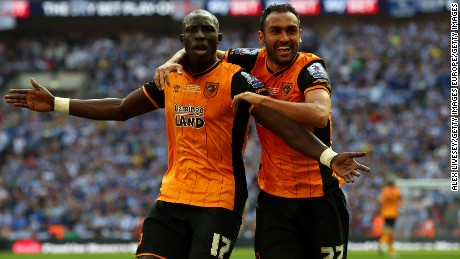 Mo Diame's stunning second half strike won the game for Hull City.