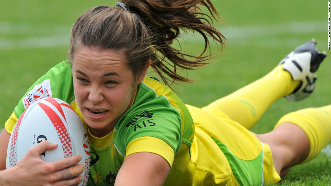 The Aussies only needed to finish sixth to clinch the title for the first time since the series started in 2012, and demolished Spain 35-0 in Sunday's quarterfinals to guarantee a top-four spot in Clermont-Montferrand.
