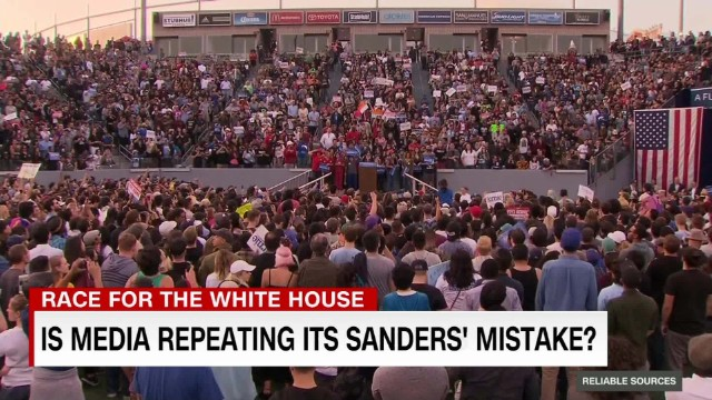 Sanders supporters alienated by