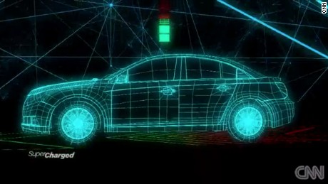 Electric cars charging into a wireless future?