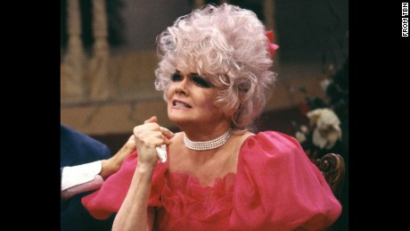 "Trinity Broadcasting Network co-founder and personality Janice ""Mama Jan"" Crouch"