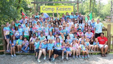 More than 6,000 children this summer whose parents have been touched by cancer will visit Camp Kesem this summer.