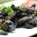 Amacimbi Mopane Worms African food