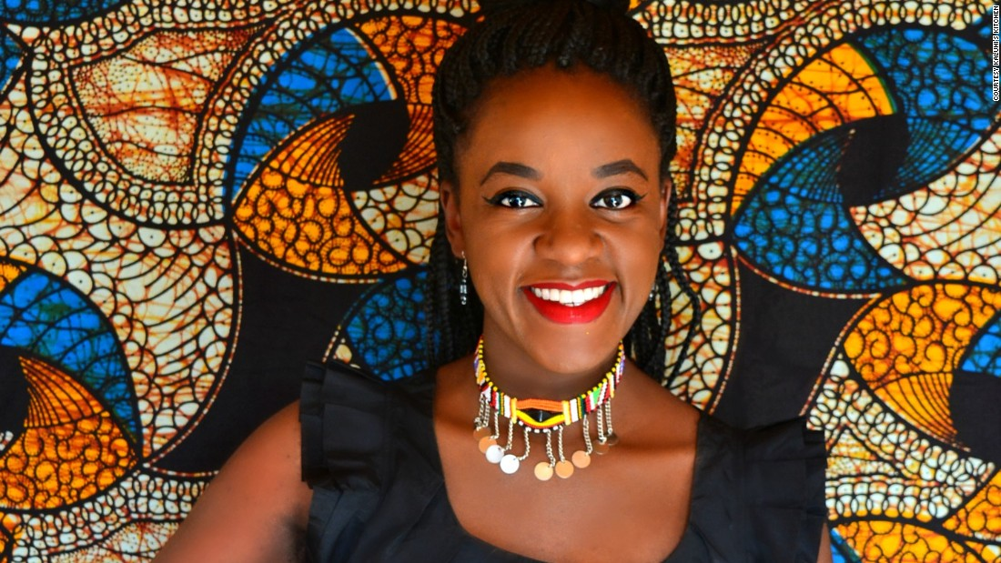"""24-year-old Kaluhi Adagala is a food blogger based in Nairobi, Kenya. Her dishes have a heavy Kenyan influence, she takes traditional recipes and makes them her own, then shares them on her blog <a href=""""http://www.kaluhiskitchen.com/"""" target=""""_blank"""">Kaluhi's Kitchen</a>."""