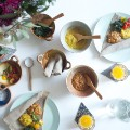 Tsom Platter African food