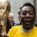 pele replica trophy 2014