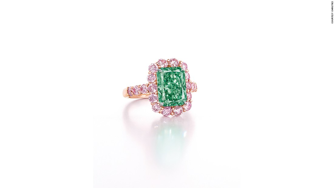 Sold! World's most expensive diamond