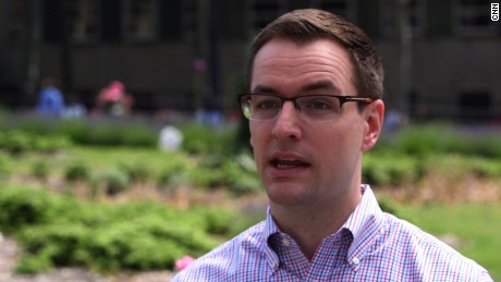 Robby Mook,  Clinton Campaign Manager