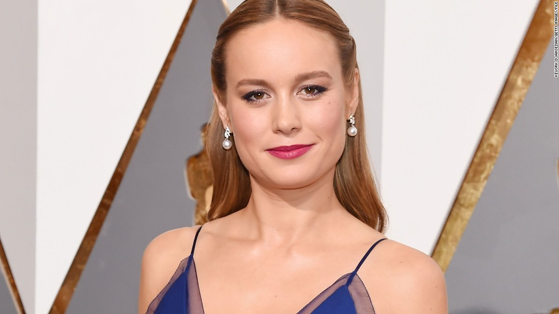 "<a href=""http://variety.com/2016/biz/news/brie-larson-captain-marvel-1201786876/"" target=""_blank"">There are reports</a> that Brie Larson may be the next Marvel superhero, with a role as Captain Marvel. Larson won the best actress Oscar this year for her performance in ""Room."""