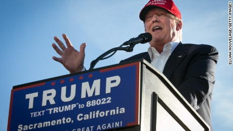 Trump blames San Jose unrest on 'thugs,' 'illegals'
