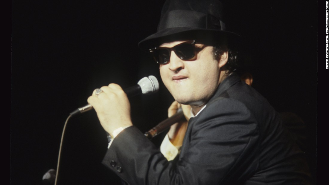 "Comedian and actor John Belushi, known for his early work on ""Saturday Night Live,"" died in 1982 after a ""speedball,"" a combination of heroin and cocaine injected together via the same syringe. He was 33 years old."