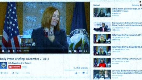 state department admits tampering video