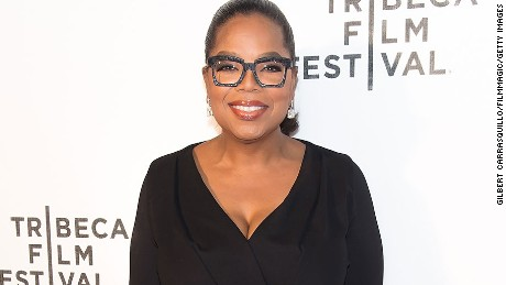 NEW YORK, NY - APRIL 20:  Media proprietor, actress, producer, talk show host and philanthropist Oprah Winfrey attends Tribeca Tune In: 'Greenleaf' Screening during 2016 Tribeca Film Festival at John Zuccotti Theater at BMCC Tribeca Performing Arts Center on April 20, 2016 in New York City.  (Photo by Gilbert Carrasquillo/FilmMagic)