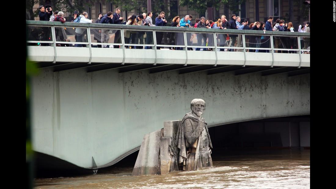 Paris flood - June 2016