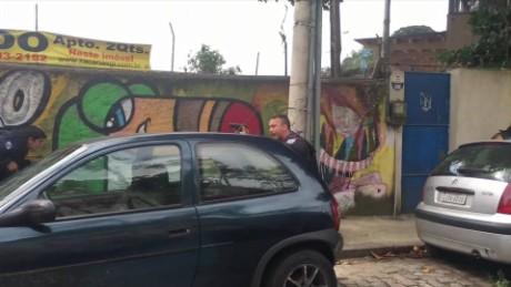 Specter of rampant crime threatens Rio games