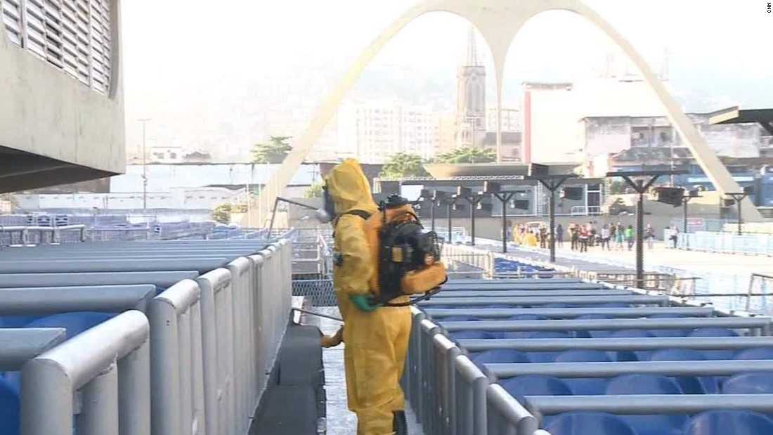 Olympic Unisuits Protect Against Polluted Waters