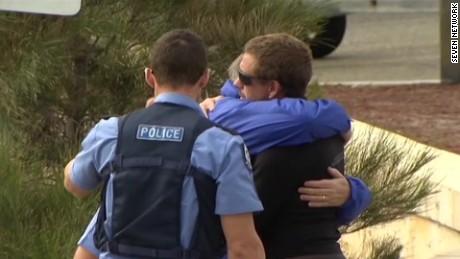 australia woman dies shark attack pkg_00001319